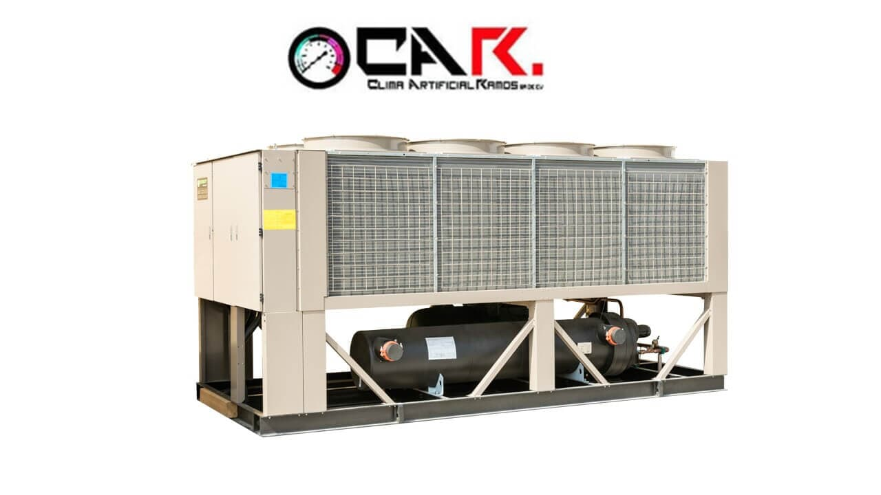 CLIMA ARTIFICIAL RAMOS - chillers