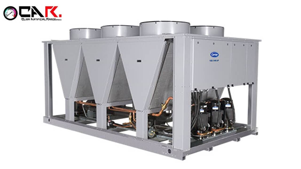CLIMA ARTIFICIAL RAMOS - chillers industriales