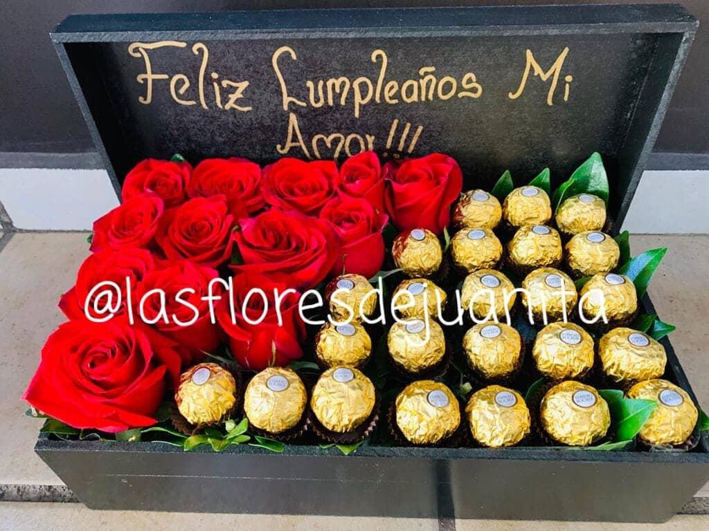 LAS FLORES DE JUANITA - Ramos de flores