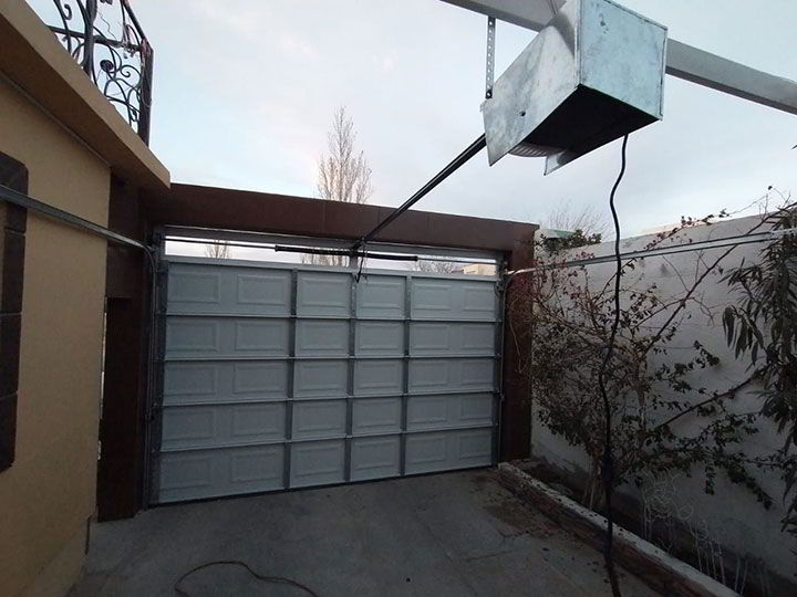 N Y N GARAGE DOOR S DE RL DE CV - Reparamos cortinas automáticas