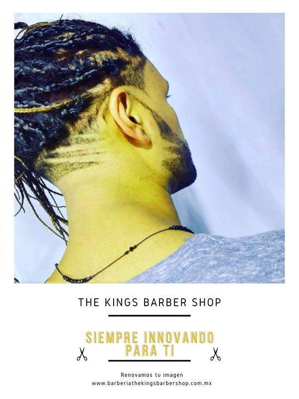 BARBERÍA THE KINGS BARBER SHOP - Siempre innovando