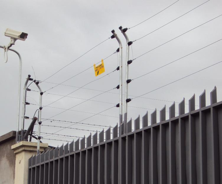 CAM SEGURIDAD -  Cerca-electrica