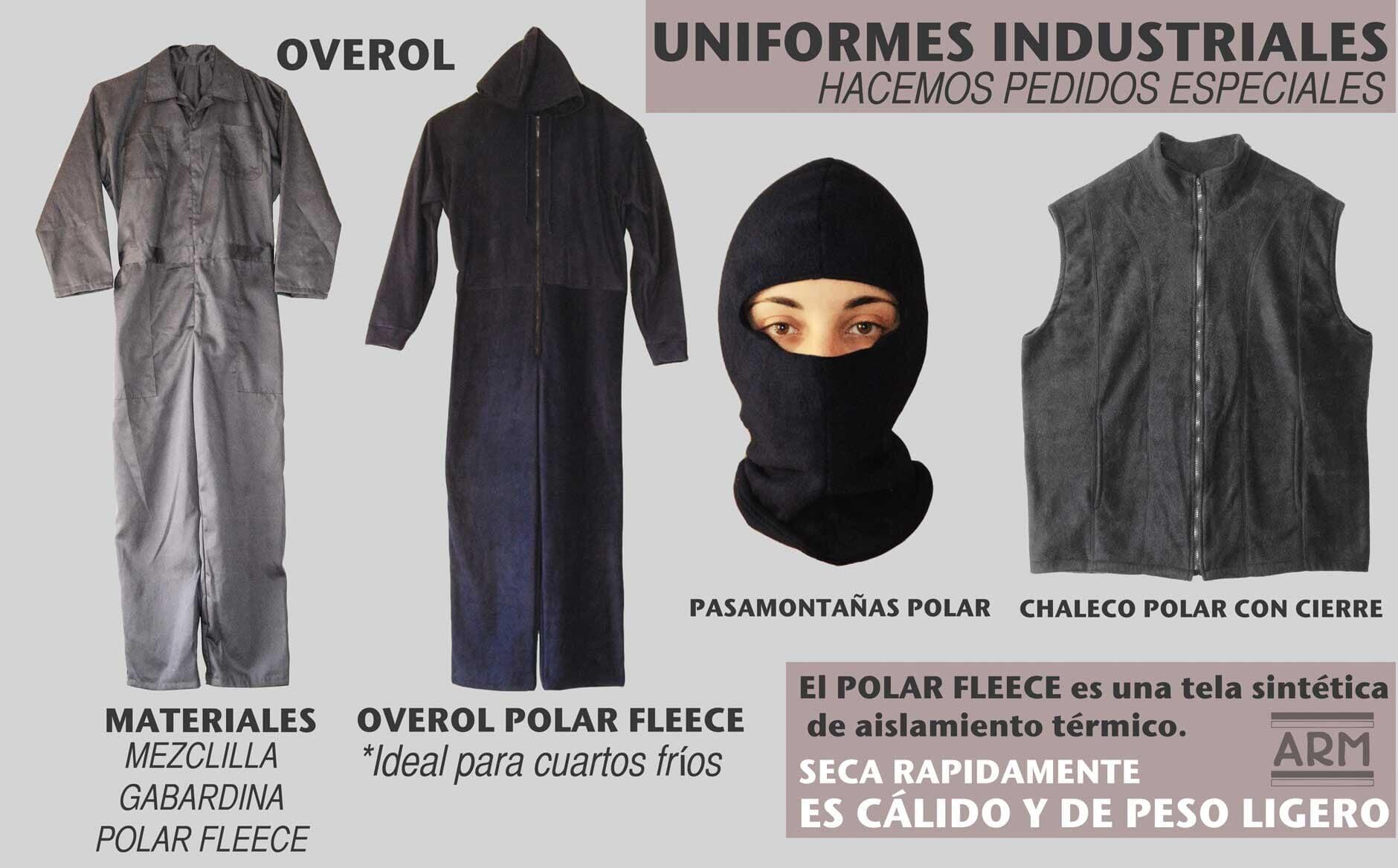 LA TIJERA - uniformes industriales