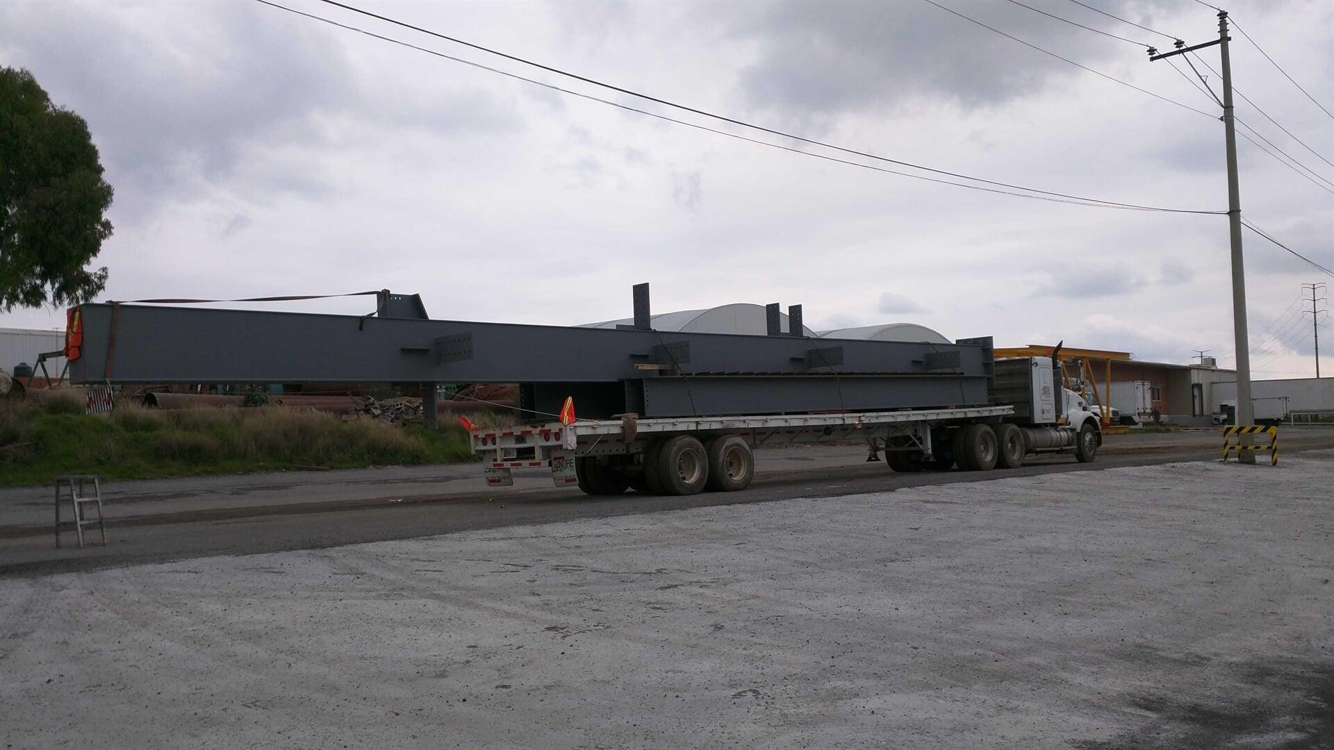 SANDRE TRANSPORTE DE MAQUINARIA - Reubicación de maquinaria o equipo industrial