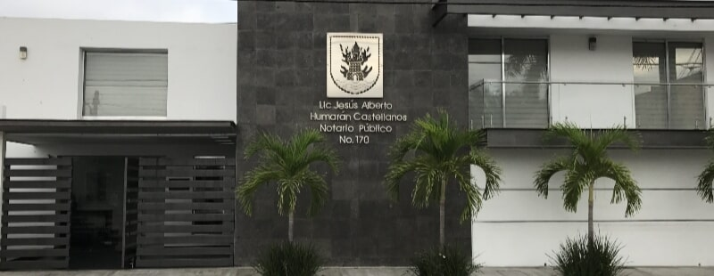 LIC. JESÚS ALBERTO HUMARÁN CASTELLANOS- Cesión de derechos
