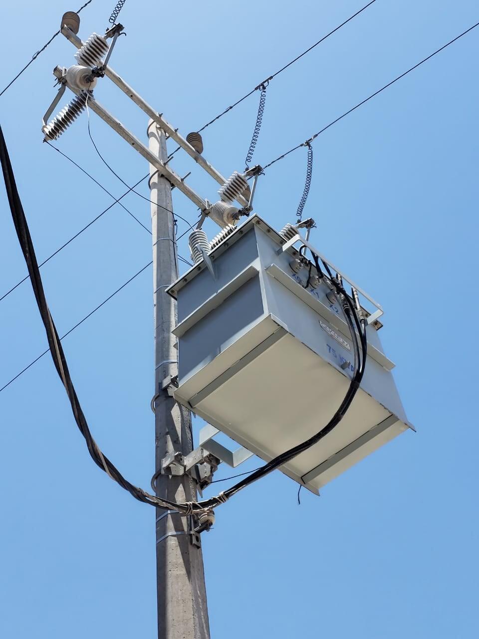 ELECTRICISTAS - TRANFORMADOR