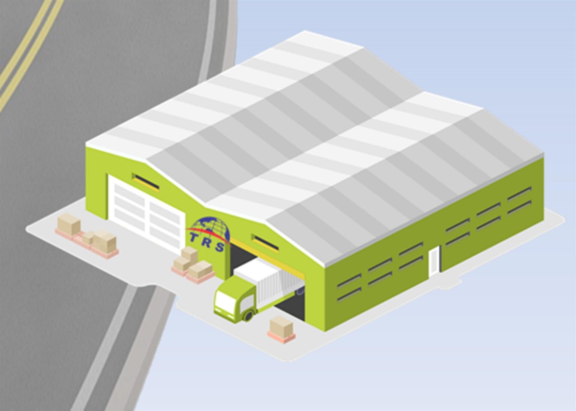 TRS TRANSPORTES SANCHEZ S DE RL DE CV-centro de distribución