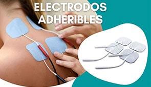 FISIOGEAR – ELECTRODOS ADHERIBLES