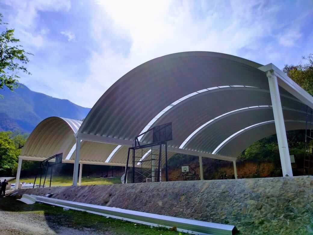 ARCOTECHOS MONTERREY - Centros comerciales