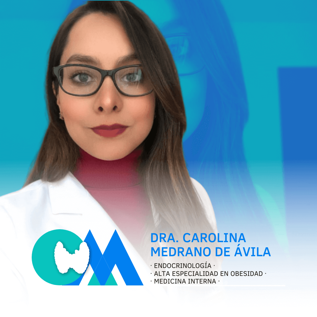 DRA. CAROLINA MEDRANO DE ÁVILA – DRA CAROLINA