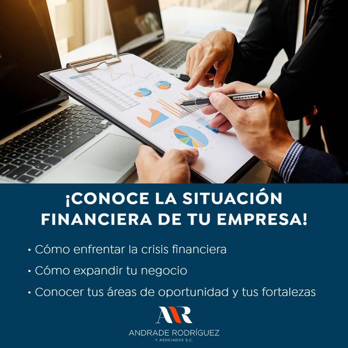 ANDRADE RODRÍGUEZ Y ASOCIADOS - Servicios contables