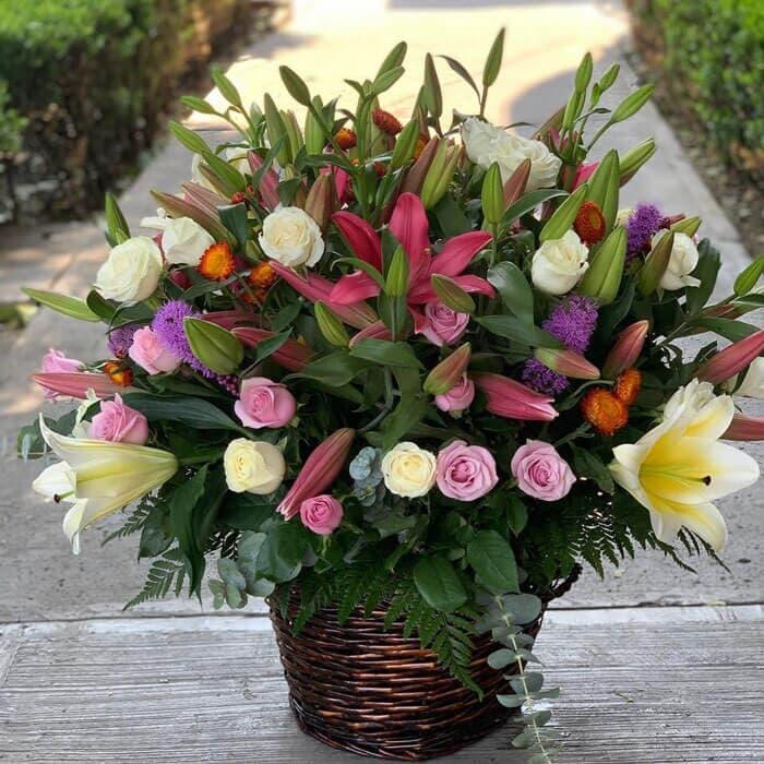 FLORERÍA ÁLAMOS - Mantenimineto de arreglos florales