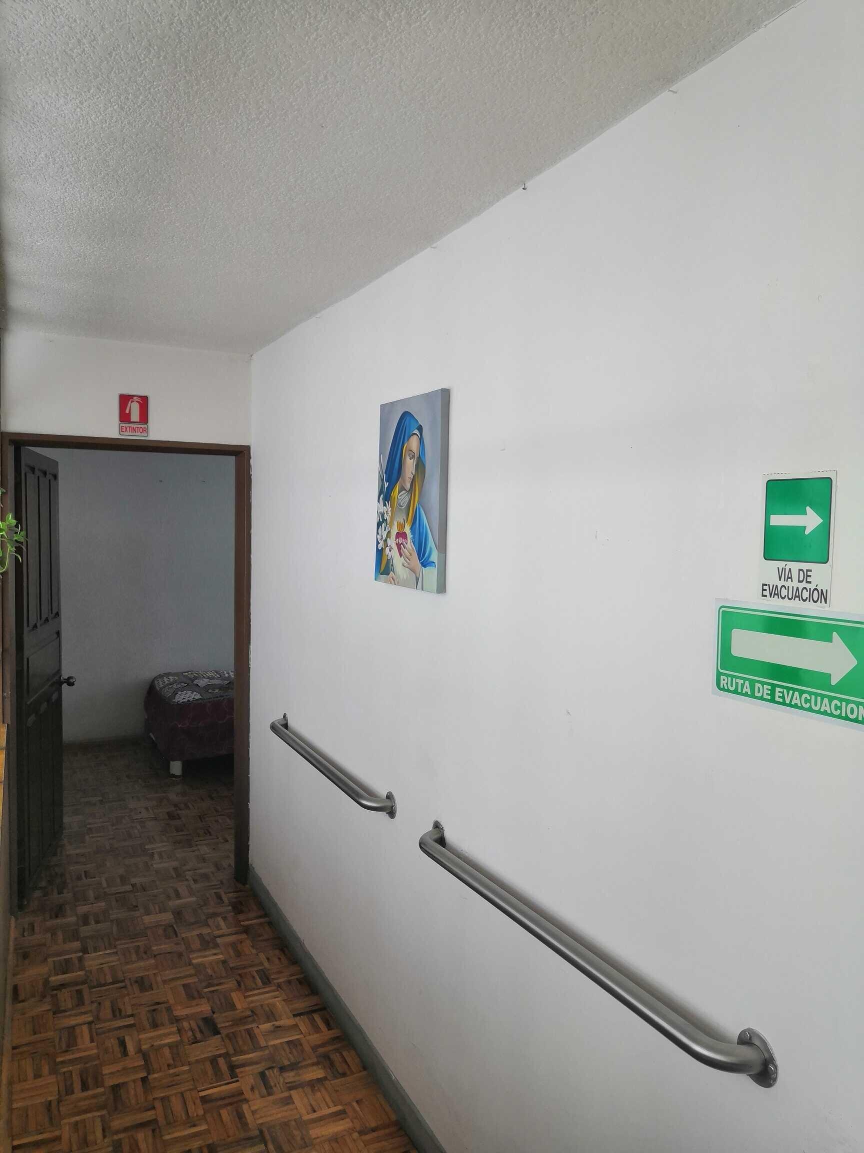 ALBERGUE SAN SEBASTIÁN AC - instalaciones