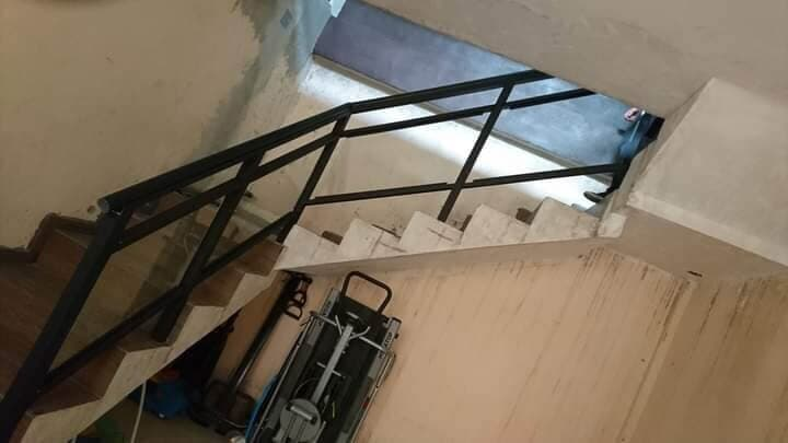 VIDRIERÍA MARTÍNEZ - Instalación de barandales