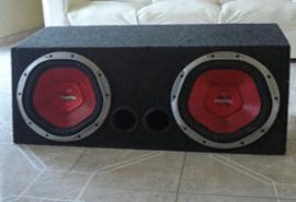 MR SOUND - Fabricación y reparación de cajones para bocinas