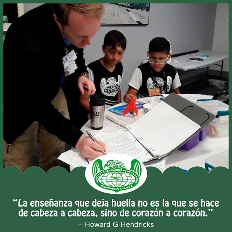 INSTITUTO PANAMERICANO DE TAMPICO-El colegio bilingüe a la altura de tus hijos