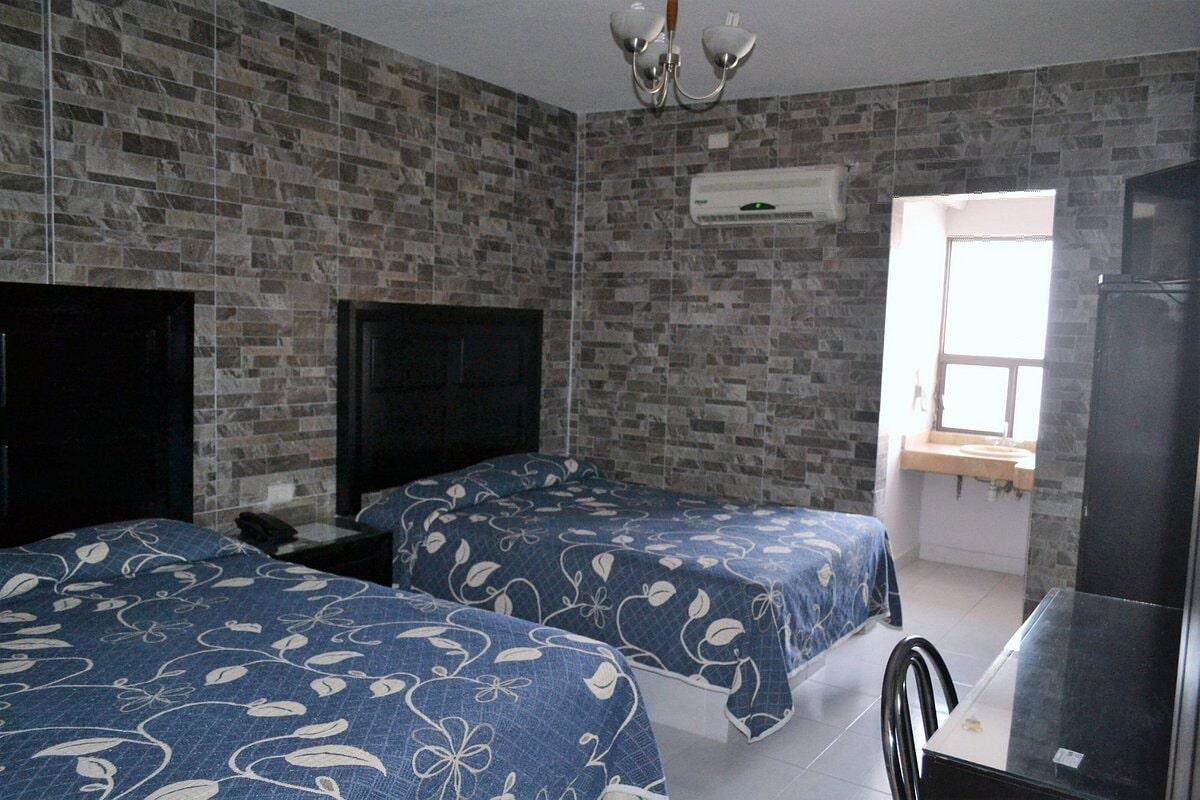 HOTEL LAGUNA INN - HABITACIONES DOBLES