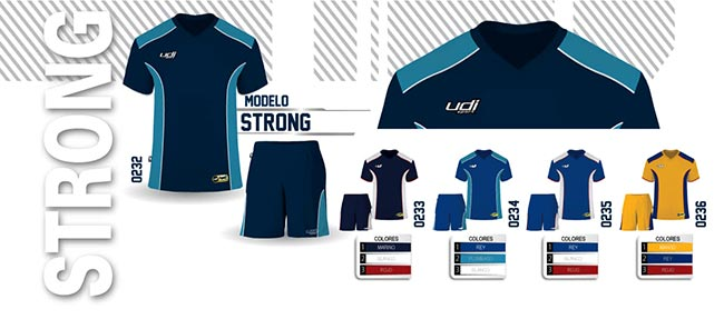 DEPORTES IBARRA - STRONG