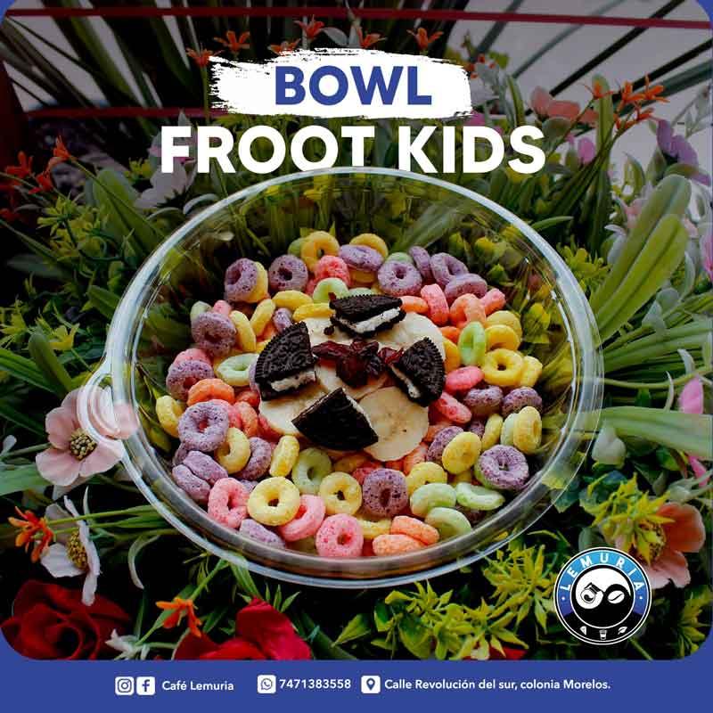 CAFÉ LEMURIA - Bowl-Froot-Kids