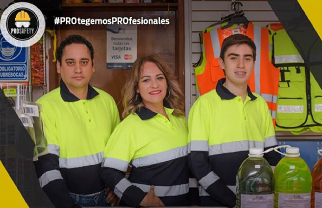 PRO SAFETY - PERSONAL