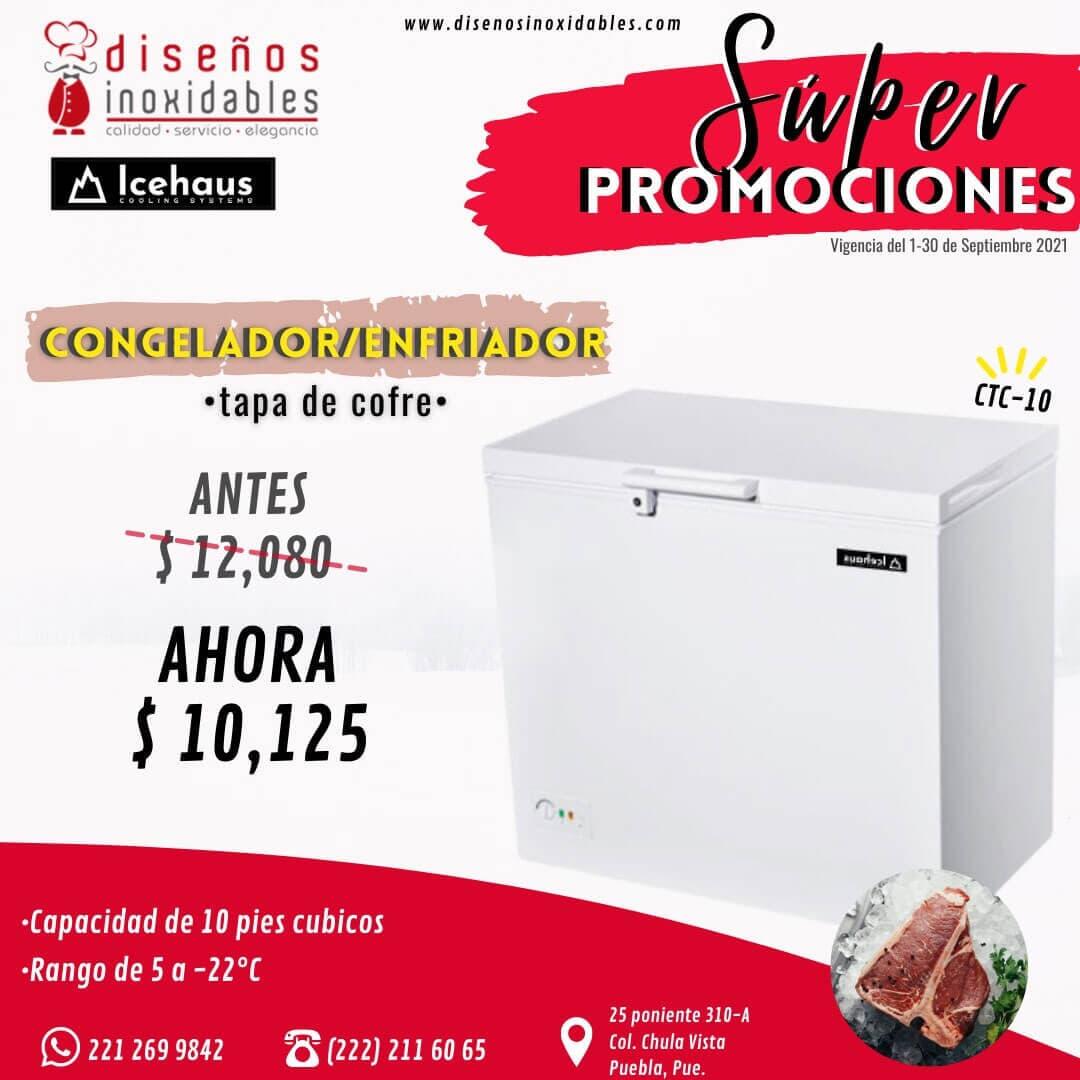 DISEÑOS INOXIDABLES - SUPER-PROMOCIONES