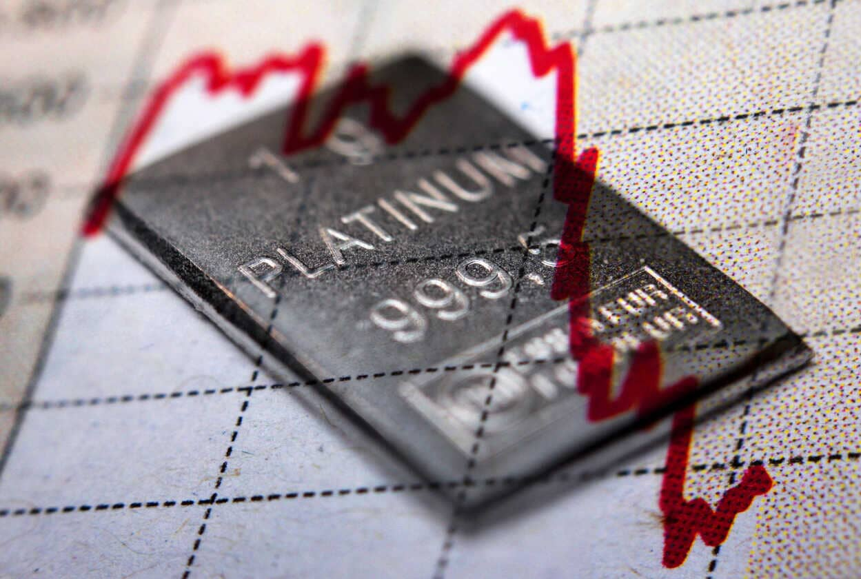 AURUM Y GOLD - Razones para comprar platino y beneficios. Asesoría para invertir.